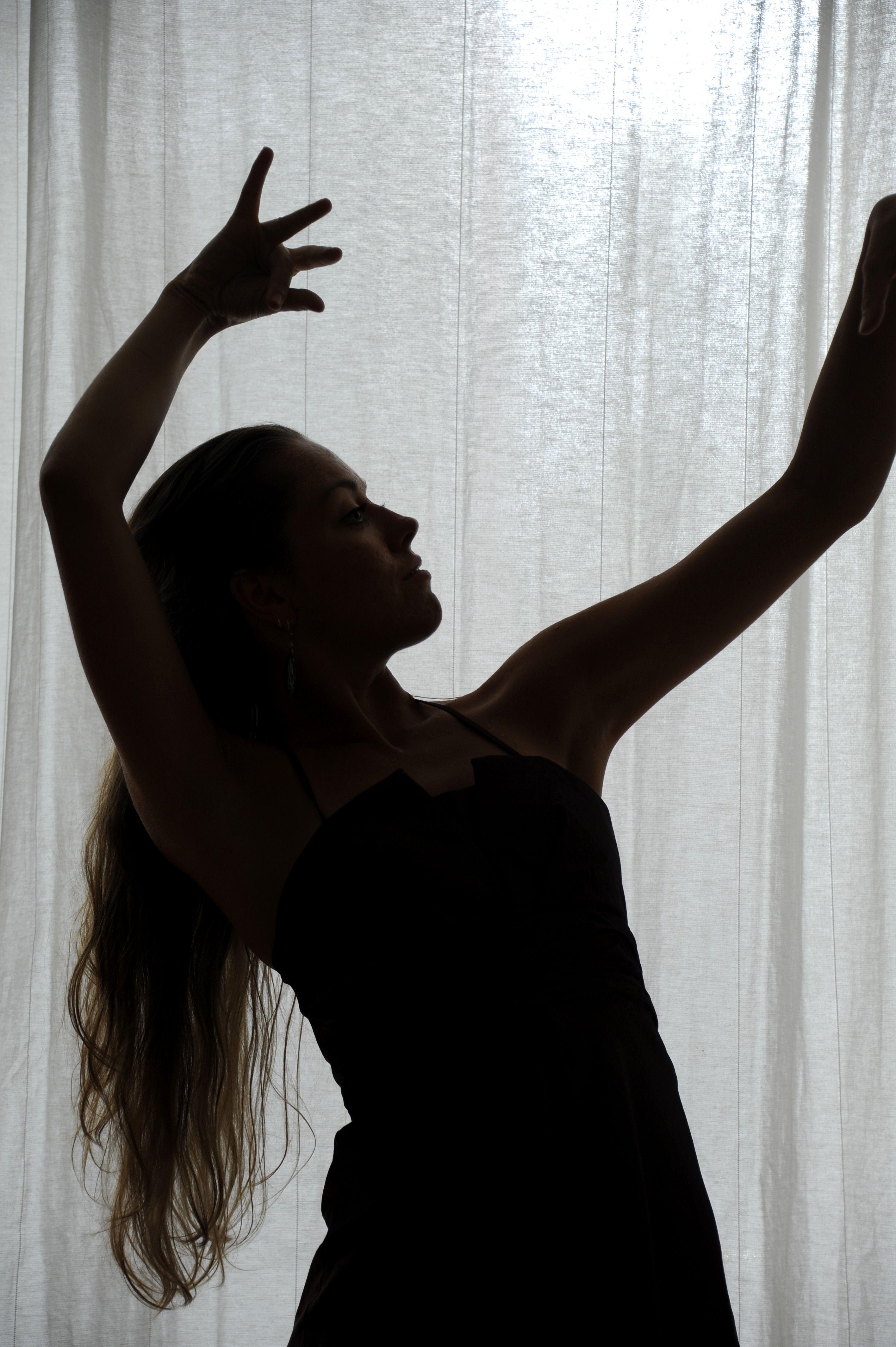 Ayleén Bárbara Gerull - Flamencotanz