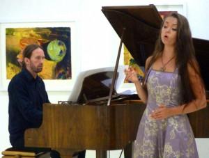 Italian Recital, Norway 2013 Piano: Halvor Martins