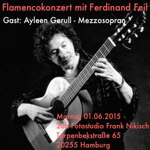 Ferdinand Feil Konzert
