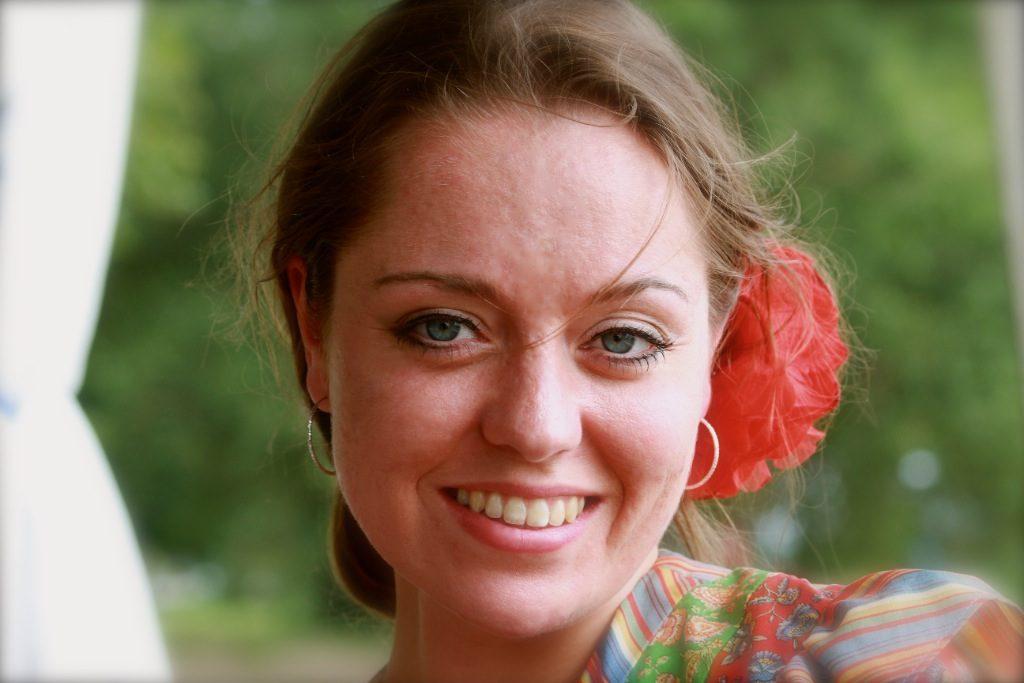 Aylén Bárbara Gerull – Opera singer